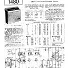 Ferguson 349BT Vintage Audio Service Schematics PDF download.