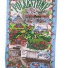 Tea Towel Folkestone Mauritron # 78921.
