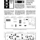EKCO 2250 Equipment Service Information by download #90148
