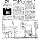 EKCO AW98 Equipment Service Information by download #90164