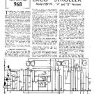 EKCO MBP99A Equipment Service Information by download #90207