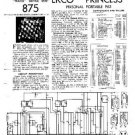 EKCO P63 Equipment Service Information by download #90216