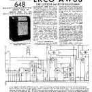EKCO RG109 Equipment Service Information by download #90246