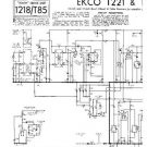 EKCO T221 Equipment Service Information by download #90287