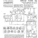 EKCO T345 Equipment Service Information by download #90303