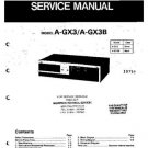 JVC AGX3 Service Manual by download #90503