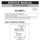 JVC AV20NT Service Manual by download #90505