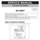 JVC AV20NT Vol 2 Service Manual by download #90506