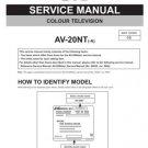 JVC AV20NTA Service Manual by download #90507