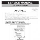 JVC AV21PS Service Manual by download #90511