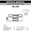 JVC MXJ300 Service Manual by download #90545