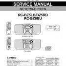 JVC RCBZ5CU Service Manual by download #90557
