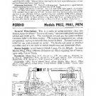 PERDIO PR41 Vol 2 Equipment Service Information by download #90651