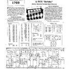 PERDIO PR76 Equipment Service Information by download #90664