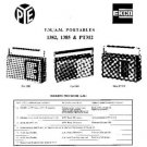 PYE 1385 Vintage Service Information  by download #90809