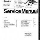 PYE 52KV2525 Equipment Service Information by download #90828