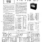 PYE 79B Vintage Service Information  by download #90834