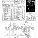 PYE CR950 Vintage Service Information  by download #90876