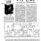 PYE E_AC Vintage Service Information  by download #90886