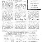 PYE G10 Vintage Service Information  by download #90909