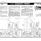 PYE G66A MK 2 Vintage Service Information  by download #90915