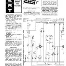 PYE P100 Vintage Service Information  by download #90954