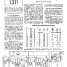 PYE P117 Vintage Service Information  by download #90960
