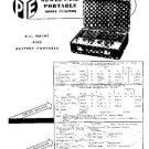 PYE P128B Vintage Service Information  by download #90962