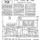 PYE T10A Vintage Service Information  by download #90998