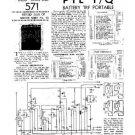 PYE T9 Vintage Service Information  by download #91005