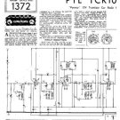 PYE TCR1000 Vintage Service Information  by download #91008