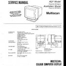 SONY MULTISCAN Service Manual by download #91108