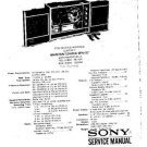 SONY TC540 Service Manual by download #91119