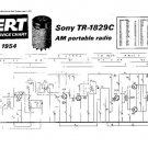 SONY TR1829C Service Manual by download #91122