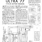 ULTRA 77 Equipment Service Information by download #91163