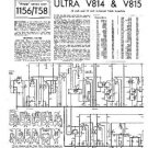 ULTRA V814 Equipment Service Information by download #91232