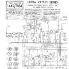 ULTRA VR21-71 Equipment Service Information by download #91247