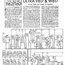 ULTRA W817 Equipment Service Information by download #91255