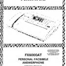 AMSTRAD FX6000AT Service Manual by download #91276