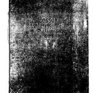 COSSOR 343 Service and Operating combined by download #91308