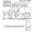 DECCA DM36 Service Information  by download #91381