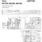 DECCA MS1700 Service Information  by download #91394