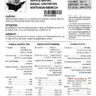 HITACHI C1421R Service Information  by download #91654