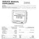 HITACHI C2524TZ Service Information  by download #91668