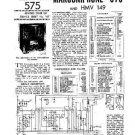 HMV 149 Vintage Service Information  by download #91731