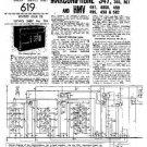 HMV 485A Vintage Service Information  by download #91753
