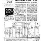 HMV 487 Vintage Service Information  by download #91755