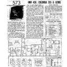 MARCONI 254RG Vintage Service Information  by download #91787