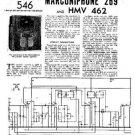 MARCONI 269 Vintage Service Information  by download #91795
