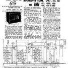 MARCONI 347 Vintage Service Information  by download #91813